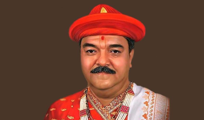 H.H. 1008 Acharya Shree Ajendraprasadji Maharaj