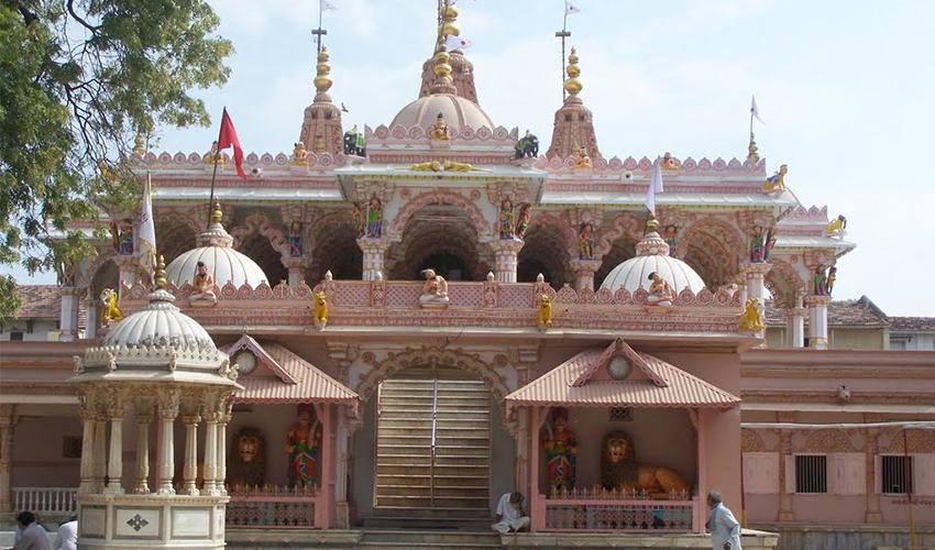 Swaminarayan temple Muli