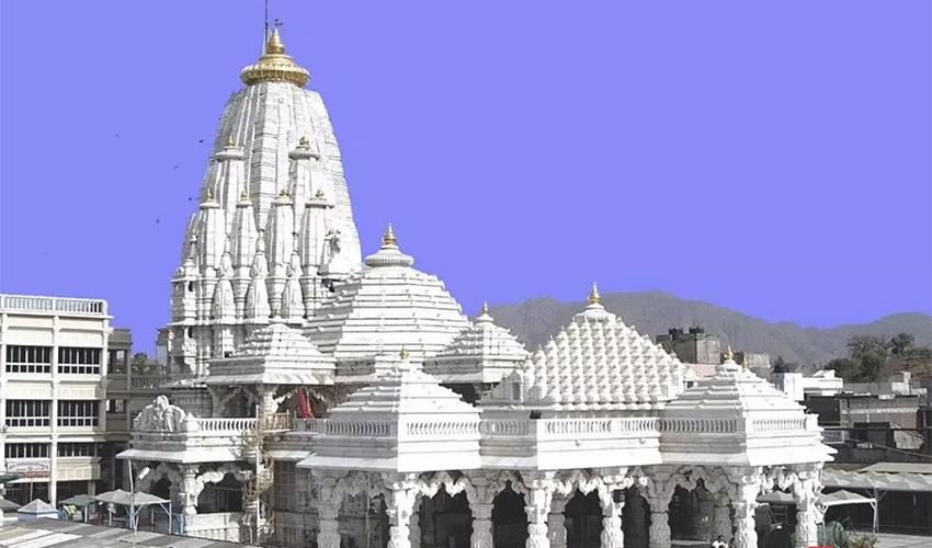 Ambaji Temple, Banaskantha