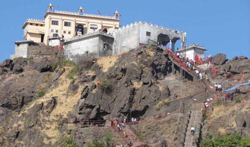 Kalika Mata Temple, Pavagadh