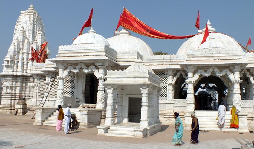 Bahucharaji Temple, Mehsana