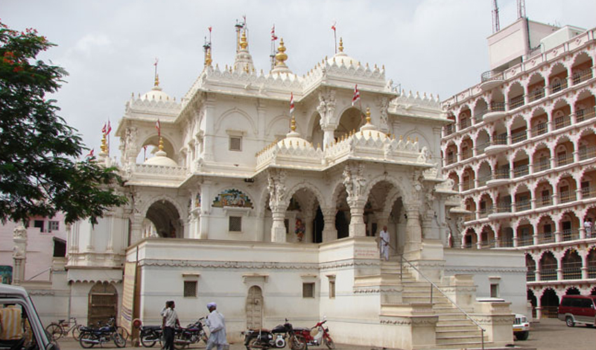 Shri Swaminarayan Mandir, Gadhada