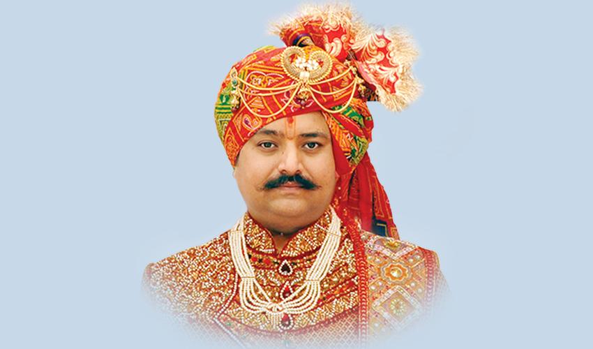 P. P. 108 Shree Nrugendra Prasadji Maharaj