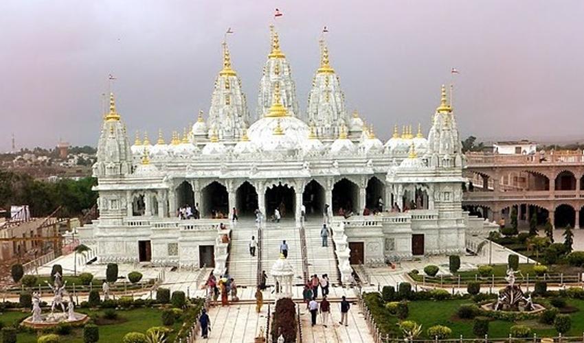 Shri Swaminarayan Mandir, Bhuj