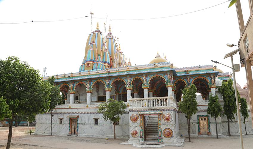 Swaminarayan temple – Dholka