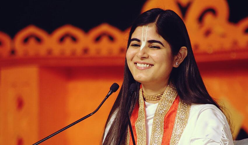 P. Shree Chitralekha Deviji