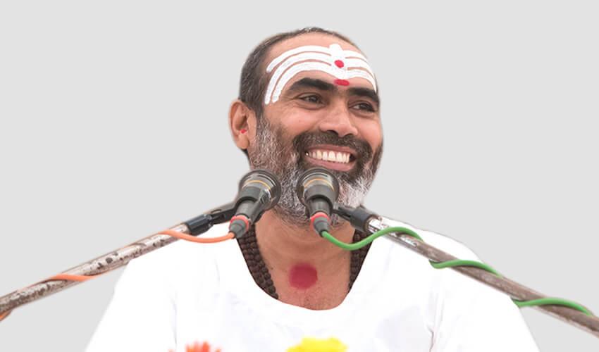 P. Shree Rajubapu Goswami
