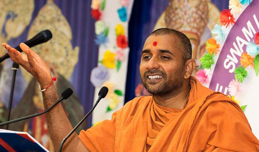 P. P. Shree Purnaswarupdasji Swami