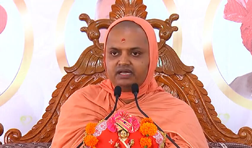 P. P. Shree Ram Swami
