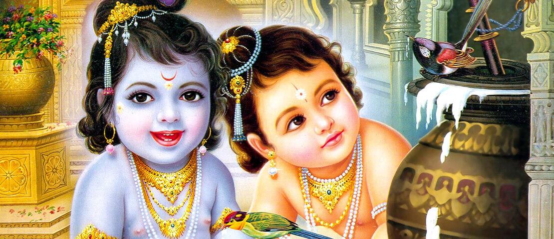 जानिए श्री कृष्ण कितने कलाओं मे थे माहिर ?