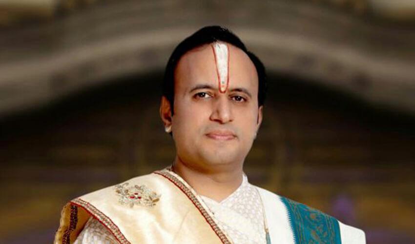 Vaishnavacharya P. Shree  Yadunathaji